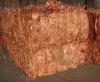 Copper Wire Scrap (Millberry) 99.9%