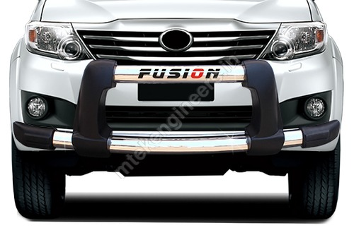 Fortuner Front Bumper Guard