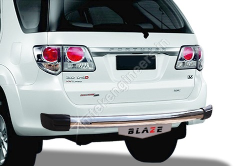 Fortuner Rear Guard