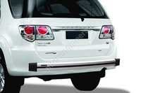 Fortuner Rear Bumper Guard