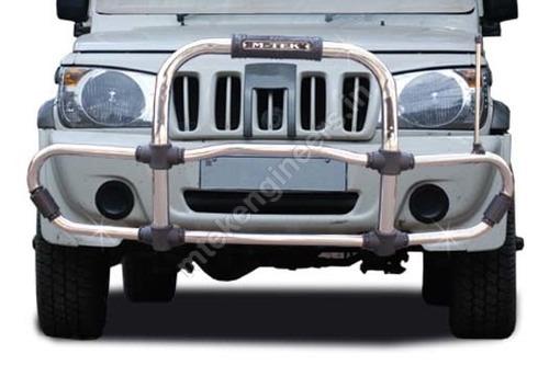 Maxi Front Bumper Guard