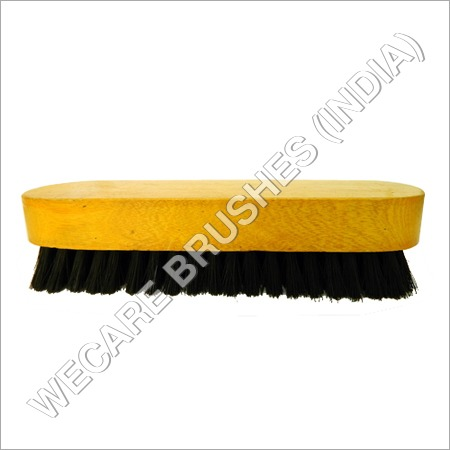 Wood Shoe Brush