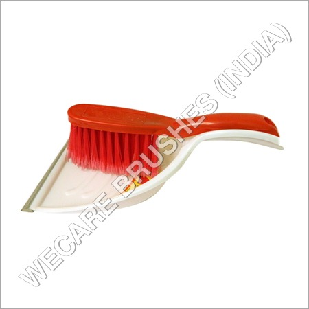 Plastic Dustpan Brush
