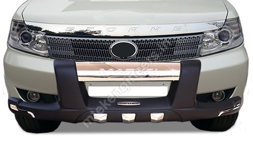 Safari Front Bumper Guard
