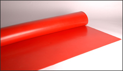 Silicone Rubber Membrane Sheet