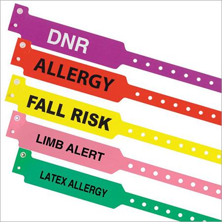 Allergy Allert Bands