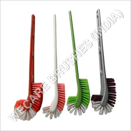 Plastic Handle Toilet Brush
