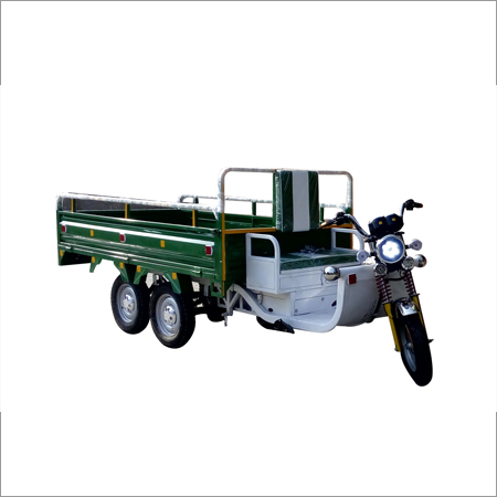 Eco Friendly Cargo Rickshaw Loader
