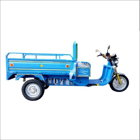 Three Wheeler Loader Electric Rickshaw