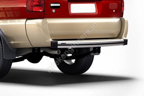 Rear Bumper Guard For Tavera