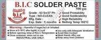 No Clean Solder Paste 63/37 Standard
