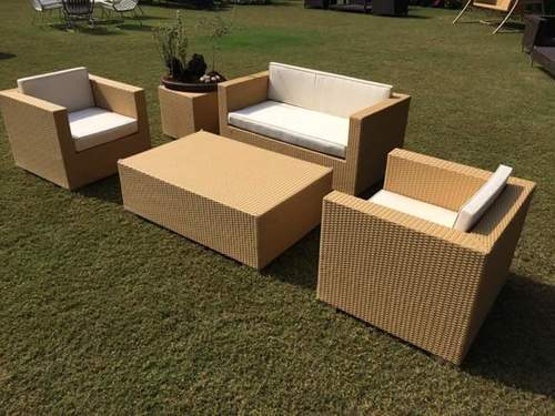 Garden Dinning Table with Chairs