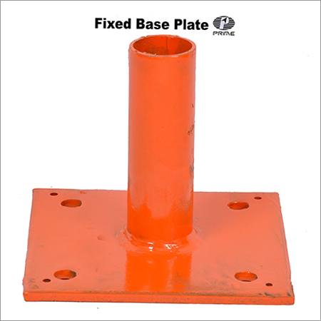 Fixed Base Plate