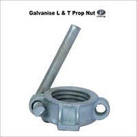 Galvanized L & T Prop Nut