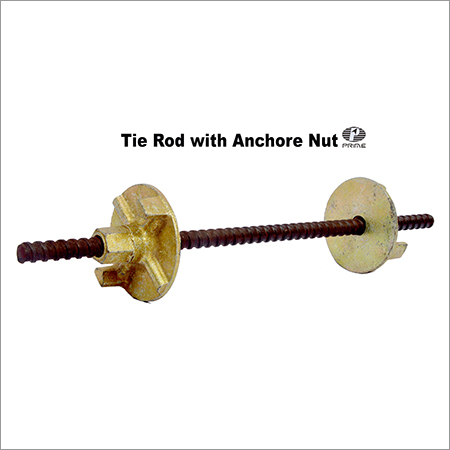 Tie Rod with Anchor Nut