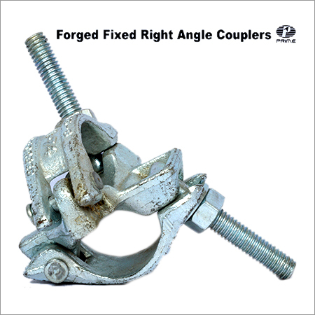 Forged Fixed / Right Angle Couplers