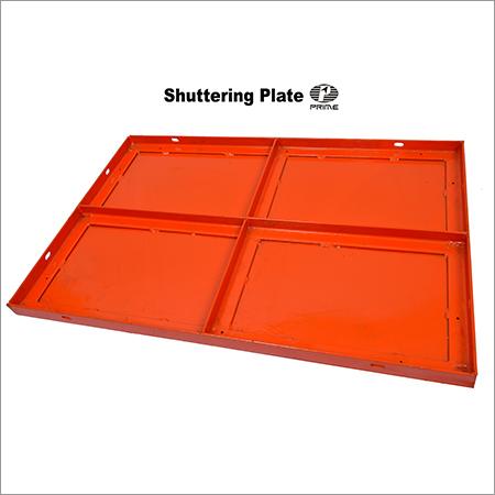 Shuttering Plates