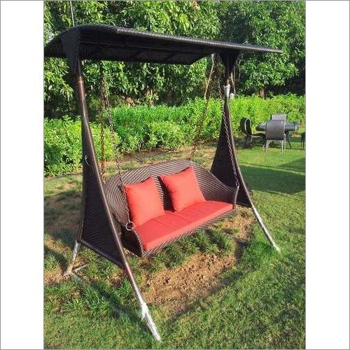 Wicker Swing Chair
