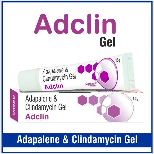 Adapalene + Clindamycin