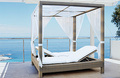 Day Bed with Canopy