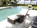 Patio Pool Side Lounger