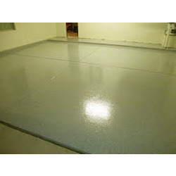Dust Proof Flooring