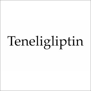 TENELIGLIPTIN ( Under DGCI Approval)