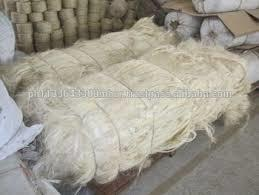Natural Raw Sisal Fiber