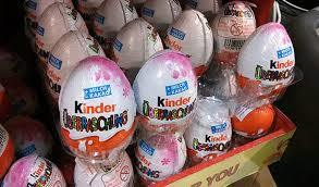 Ferrero Kinder Surprise,Kinder Joy, Kinder Buenos, Chocolate