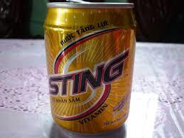 Sting Energy Drink 250ml