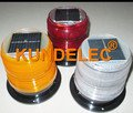 Solar Warning Lamps