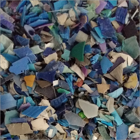Blue PP Cutting Chips