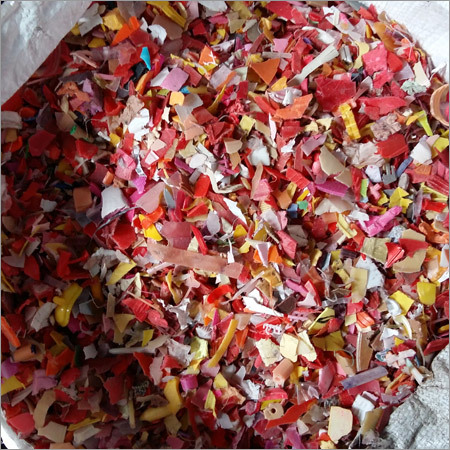 Red PP Cutting Chips