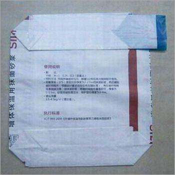 HDPE Block Bottom Bags