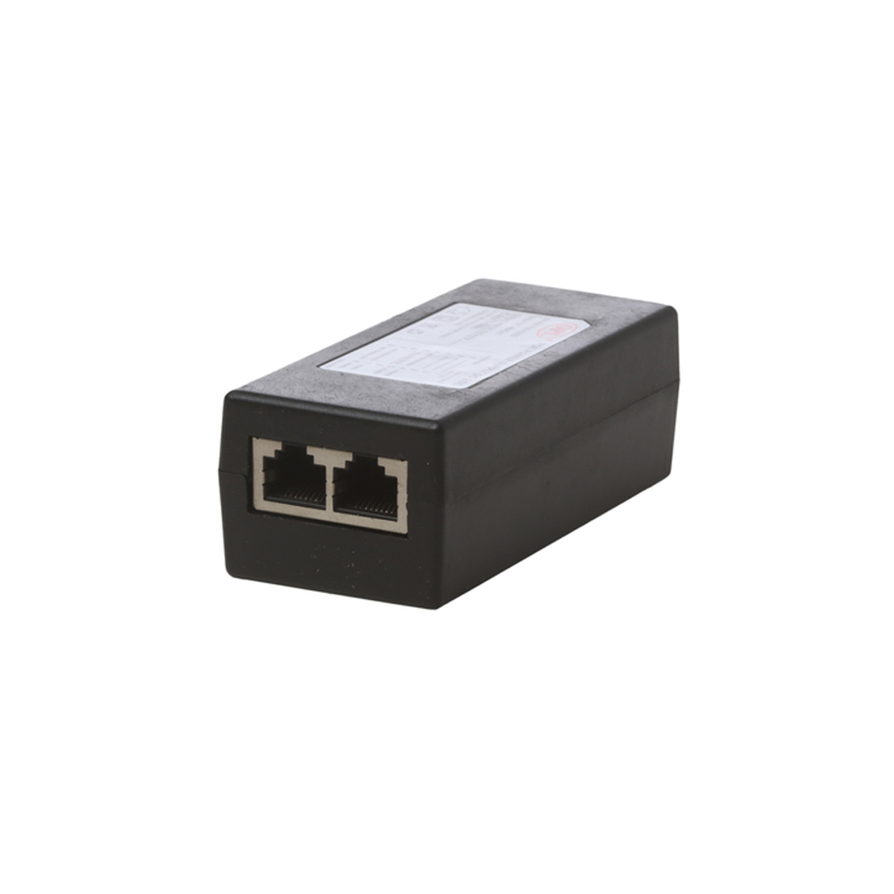 PoE Adapter, 24V 1A, 10/100Mbps PoE Injector/ PoE Switch