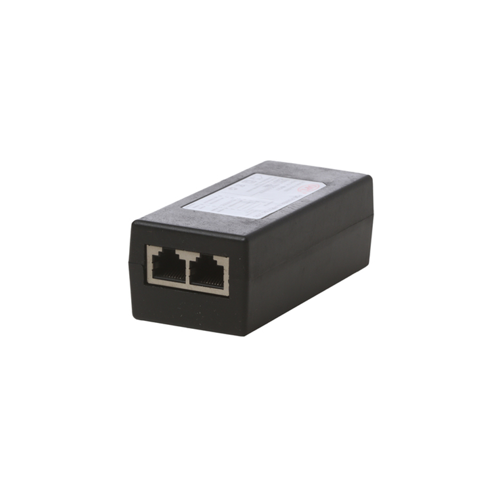 PoE Adapter, 48V 0.62A, 10/100Mbps PoE Injector/ PoE Switch