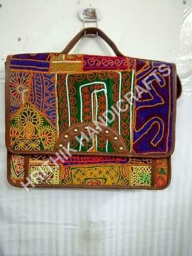 Banjara Leather Bag