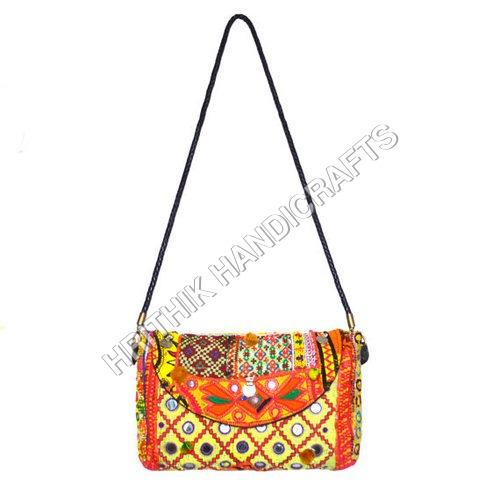 Vintage Ethnic Banjara Clutch Bag