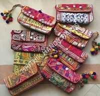 Banjara Clutch Bag