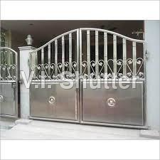 SS Gate Grills