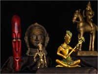 Home Decor Statues