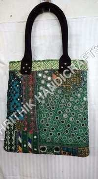 Green Banjara Bag