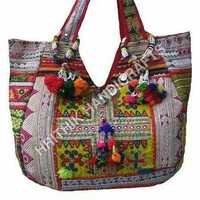 V Shape Banjara Bag