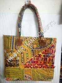 Yellow Banjara Bag
