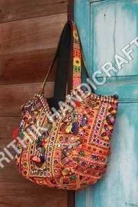 Embroidered Fancy Banjara Bag