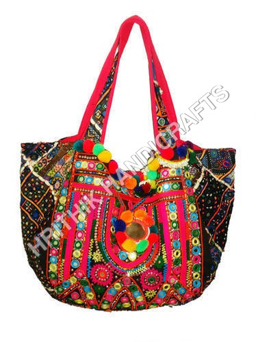 Vintage Tribal Banjara Bag