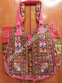 Vintage Banjara Tote Bag