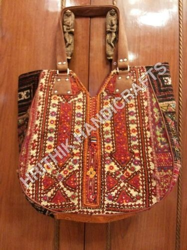 Handmade Banjara Bucket Bag