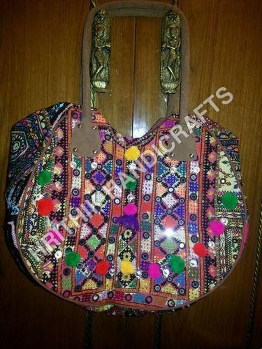 Multicolors Designer Banjara Bag