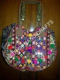 Multicolors Designer Banjara Bag